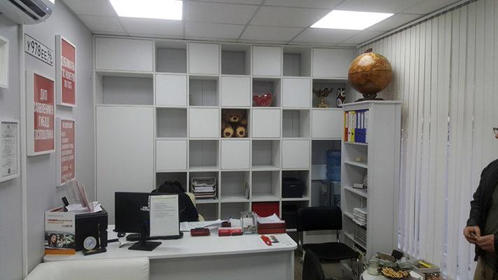 Мебель на заказ в Новосибирске
